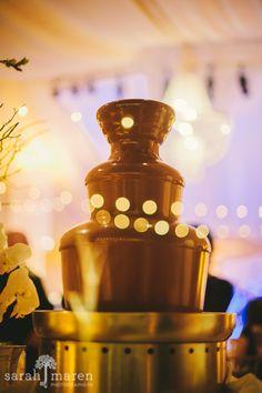 Crocker Art Museum Wedding Photos -Dessert Display - Sarah Maren Photographers