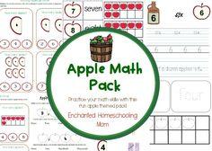 Apple Math Pack