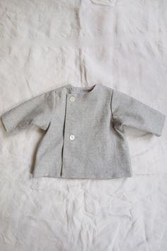 baby jacket / makie