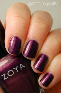 *Zoya - Yasmeen (Provocateur Collection Fall 2006) / GothamPolish