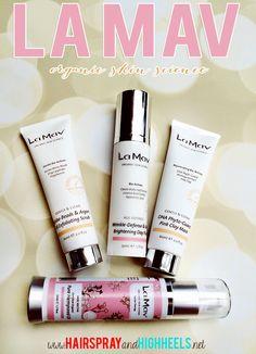 Check This Out!  La Mav Organic Skin Science Review