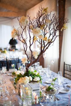 guest book and gift table decor