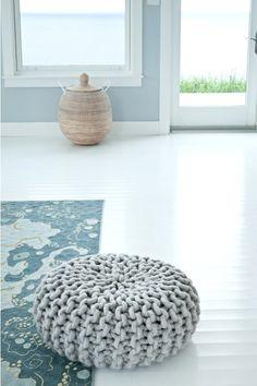 Small Modern Cottage Scandinavian Style Sofa