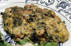MEXICAN SPINACH CASSEROLE DELUXE - This is another delicious recipe from Lynda's Low Carb. Great flavor.