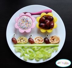 Fun snail themed snack for those little ones who love snails