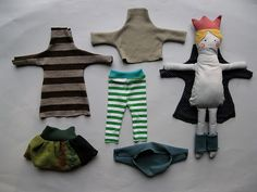 doll with clothes