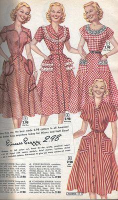 Aldens Catalog Fall Winter 1953-1954