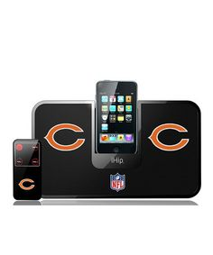 Chicago Bears iDock Speaker for iPhone/iPod by iHip on #zulily