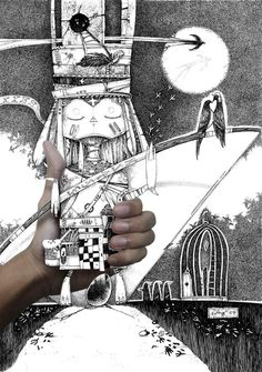 Juxtapoz Magazine - Reader Art: Bj | Reader Art