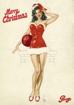 Christmas-Pin-Up edit-Vargas