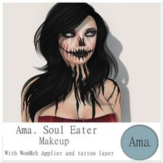 soul eater, eater promo, photo share, second life