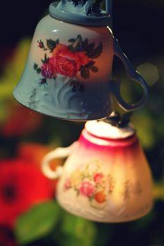 Another teacup light tutorial