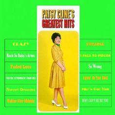 Ah, Patsy Cline. My favorite sad lady singer...she makes me feel more sane.