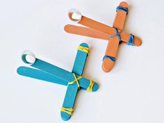 How to Make a Toy Marshmallow Catapult : Home Improvement : DIY Network