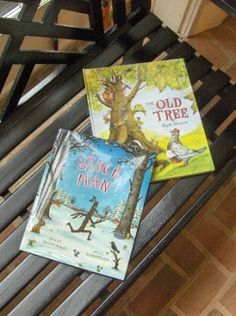 The Old Tree & Stickman: Children's favorites!