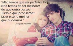 Verdade! <3