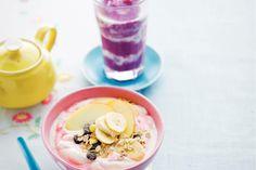 Snel, maar met liefde klaargemaakt - Yoghurt met muesli en fruit - Recept - Allerhande