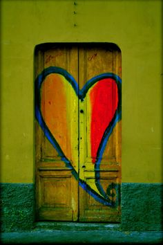 The doorway to love.