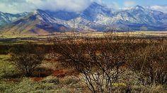 huachuca mountain, mountain az
