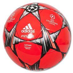 Balón de la Champions League 2013 2014 Finale Capitano Ball - Rojo