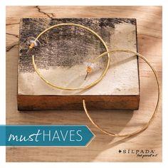 Athena Earrings | #Silpada #WomensFashion
