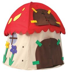 Cutest play tents for little kids! ♥ #Play #Tents #Girls