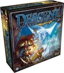 descent board game - Google Search
