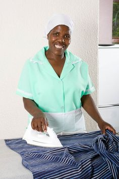 Domestic worker advice