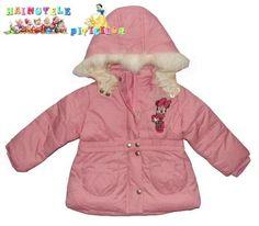 Geaca de iarna Minnie Mouse