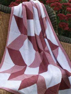 Broken Star Afghan...free pattern