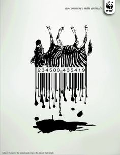 no commerce with animals  WWF