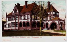 Bushnell Residence, Springfield, Ohio
