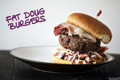 Michael Symon's Fat Doug Burgers