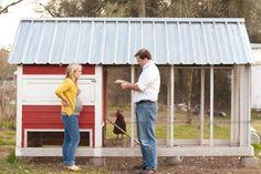 CHICKEN COOP roofing roof, chickrn coop, coop plan, chicken coops, farm life, garden
