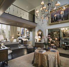 Pursley Dixon's  Renovates a Manor House in Charlotte