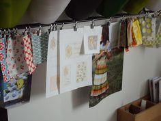 Inspiration Rail Curtain Rod