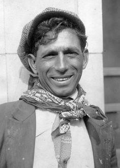 1913-1914 Colorado Coal Strike at Ludlow, Colorado. Pete Katsulis, one of the strikers.