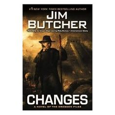 Dresden Files - Great series, really clever, and super funny!
