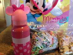 disney vacation bags #disney #vacation #Disneyland #mickey mouse #minnie # vacation treat bags
