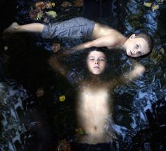 Dramatically Immersed in Living Water via My Modern Met