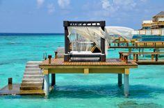 The ultimate cabana #JetsetterCurator I need to go here NOW!