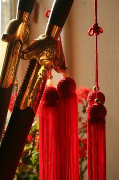 Sword tai chi