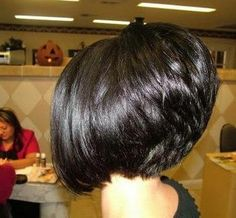 Stacked and voluminous. Yes please!