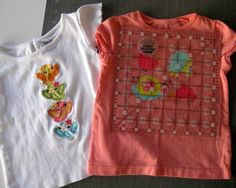 Handmade Baby Memory Quilt  - what do you do with the pile of t-shirts stacked in the drawers or hanging in the closet that have sentimental value from your baby?