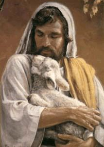 The Good Shepherd - Jesus Christ