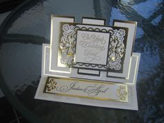stun card, easel card, multipurpos card, fanci card