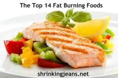 Top 14 Fat Burning Foods