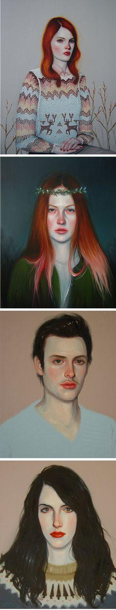 great portraits
