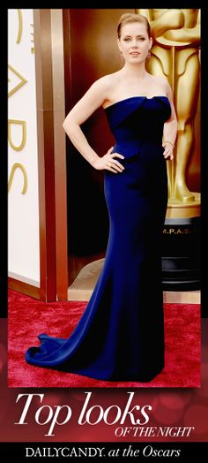 amy adams in gucci couture #oscars2014