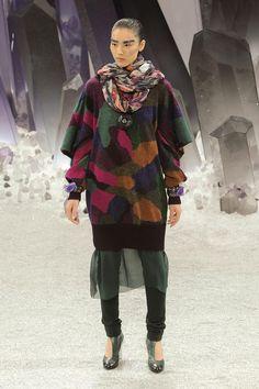 Chanel Fall Fashion Show 2012